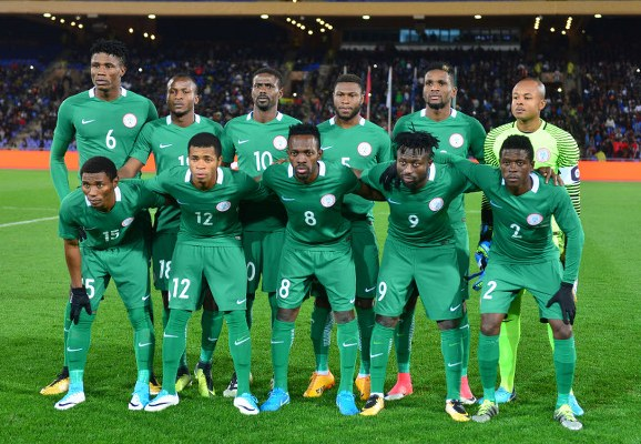 Image result for chan: Buhari host Home Eagles in Abuja