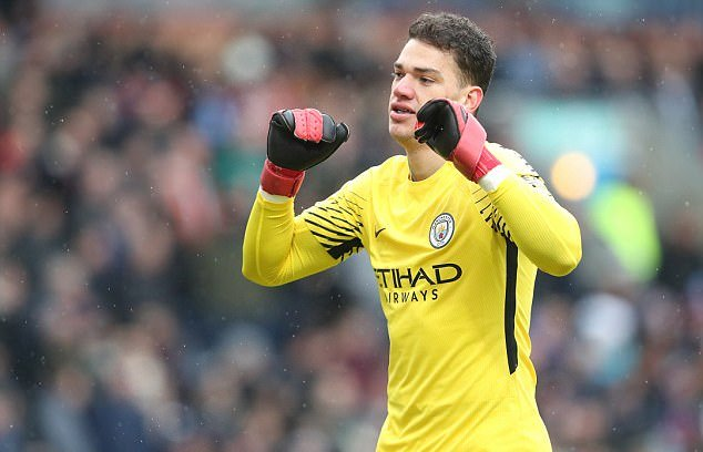 Manchester City Goalkeeper Ederson To Guardiola: Please Let Me Play In Midfield!