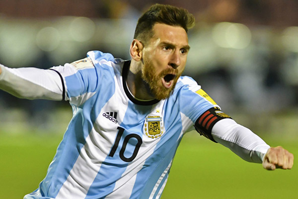 Messi: Argentina Must Prepare Well,  Take Average Teams Seriously At Russia 2018