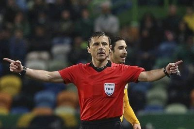UEFA announces referee for Champions League final