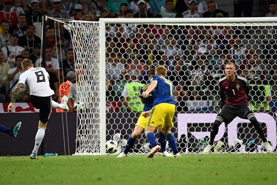 Germany Restored Their Glory After Defeating Sweden