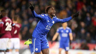 Ndidi Shines As Leicester Beat Chelsea 1-0, Balogun Starts; Success, Iheanacho Play As Sub