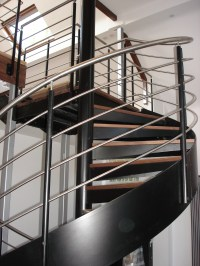 Steel Balustrade Modern