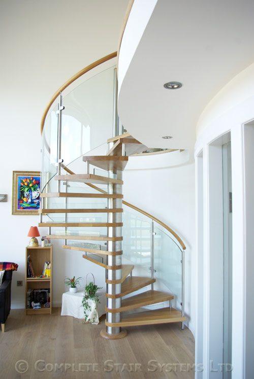 Spiral Staircase Ayrshire Model 71 7 Spiral