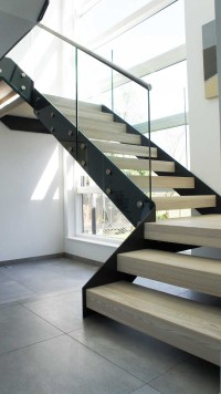 Steel Structure Modern Stair Gallery with some stunning ...