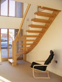 Bespoke Timber Staircase Coventry | Spiral Staircases and ...