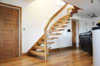 Open Staircase Cornwall | Spiral Staircases and Staircases