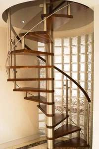 Walnut Spiral Staircase | Spiral Staircases and Staircases