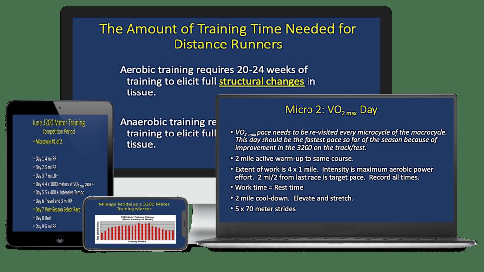 Scott Christensen - The Training Model for High School Distance (2 Mile)