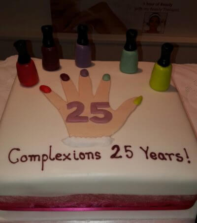 Afternoon Tea 25 Year Celebration Day