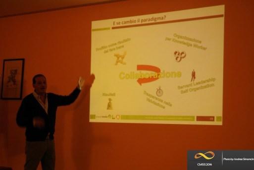 Complexity Management Summer School 2014 - Claudio Bergamini