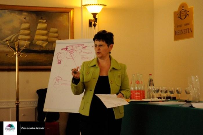 Simonetta Simoni - Auto-organizzazione e leadership emergente
