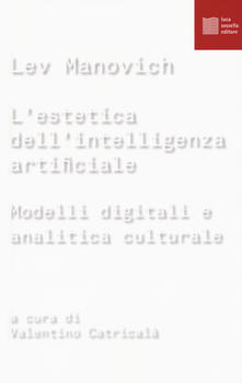 L'estetica dell'intelligenza artificiale