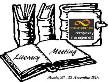 Complexity Management Literacy Meeting 2015