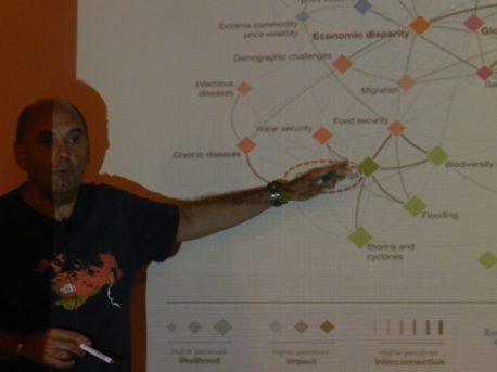 Vinicio Pelino Complexity School