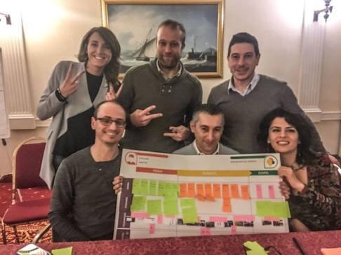 Complexity Management School - il team di Service Design
