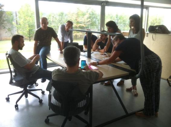 Analisi di gruppo del workshop - CMSS 2017