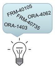 ORA-01403