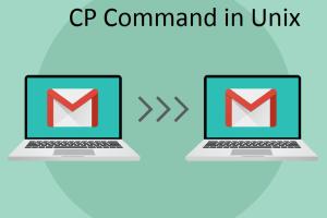 Unix CP Command