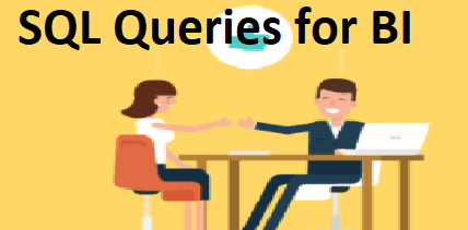 SQL queries for Business Intelligence