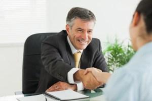 Employer background screening solution