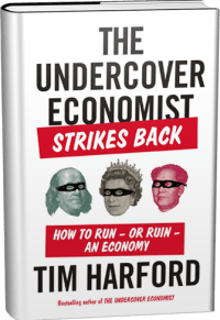Undercover Economist Strikes Back