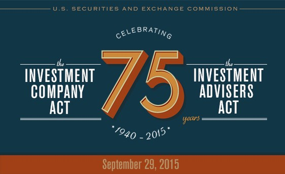 75th Anniversary Celebration Investment Company and