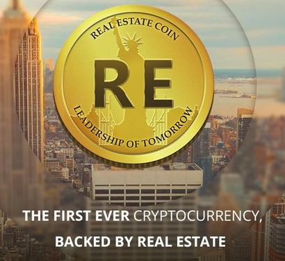 Real estate investing cryptocurrency