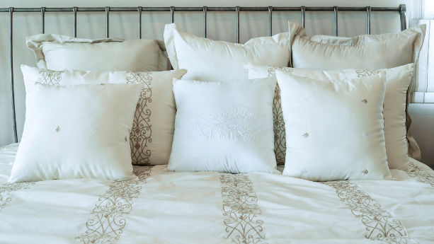 bedding pillow regulations in the