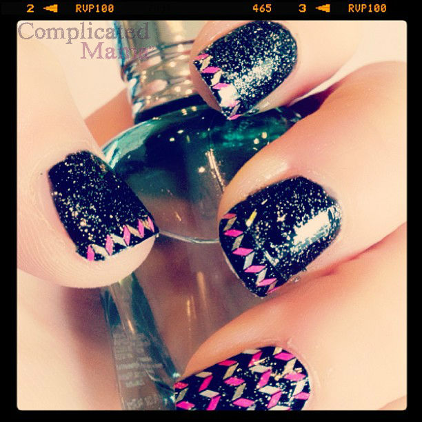 If You Love The Nail Art