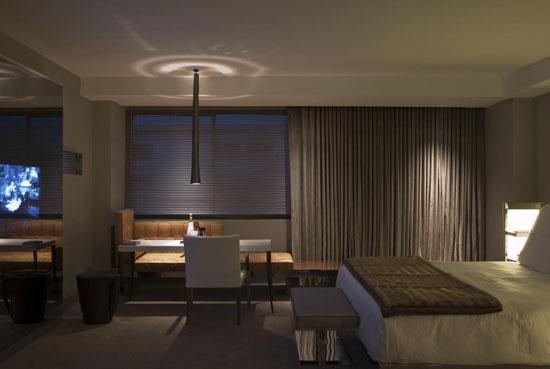 SLS Beverly Hills Hotel Room