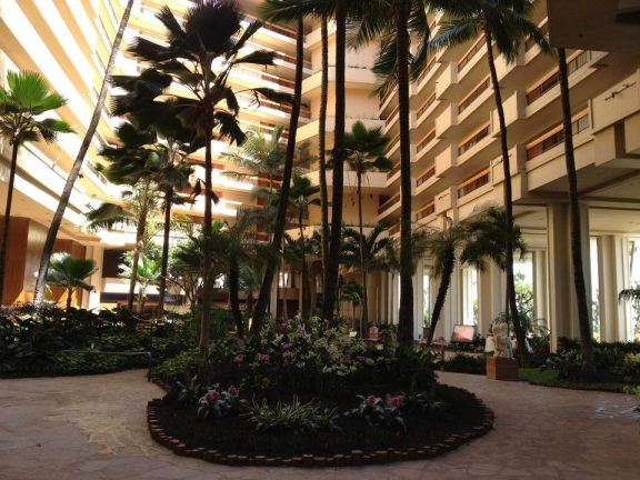 Hyatt Maui Lobby