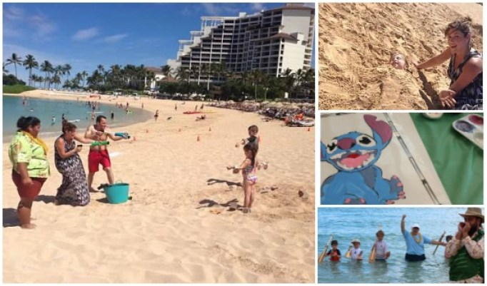 Aulani Family Activities Review