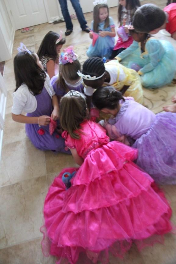 Princess Cupcake Piñata