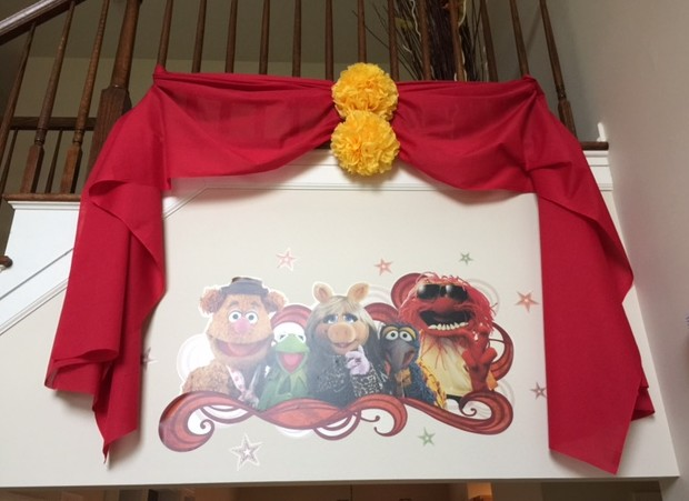 Muppet Birthday Party Theme Decor