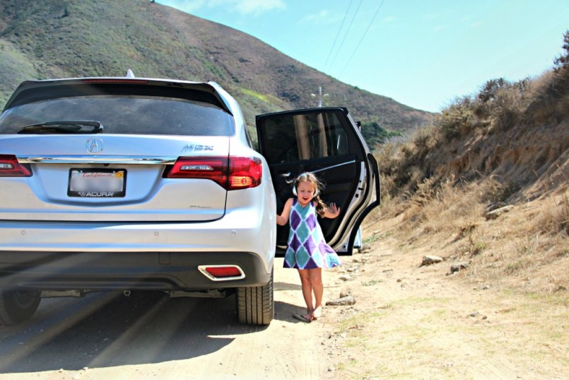 Acura Roadtrip PCH With Kids