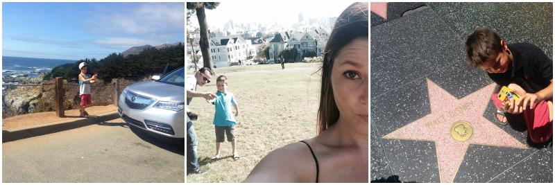 Ryans selfies