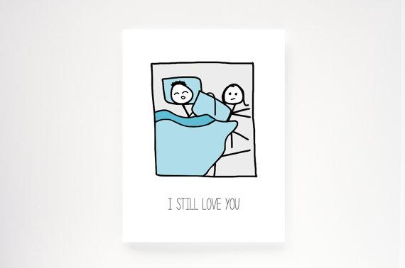 Funny anniversary card etsy