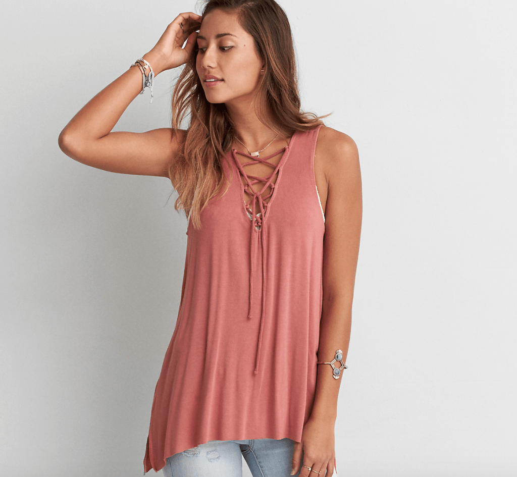 American Eagle Outfitters Soft And Sexy - NJ Fashion Blog