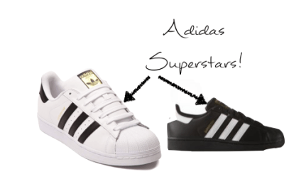 Adidas Superstar Back To School Trend