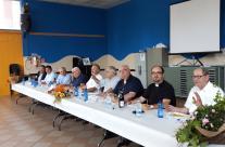 Foto ricordo della festa dei 40 anni del Centro Parrocchiale Poggese!