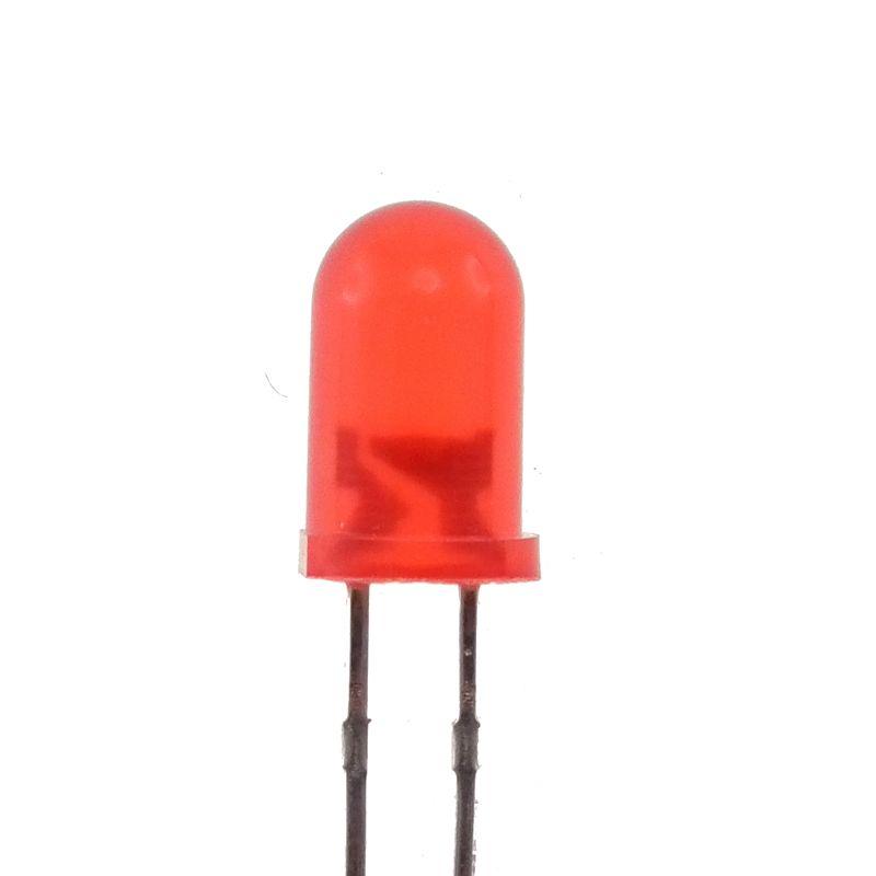 5mm Standard Red LED | Component-Shop