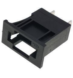 automotive fuse holder panel mount [ 1100 x 1100 Pixel ]