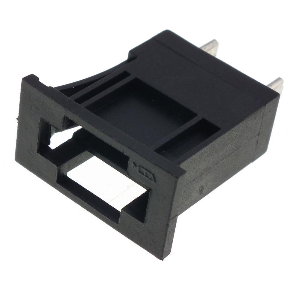 medium resolution of automotive fuse holder panel mount