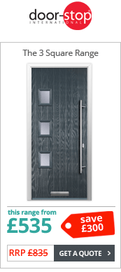 Door Stop Doors 3 Square Composite Door Range