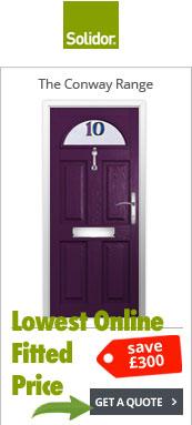 Solidor Conway Timber Composite Door Range