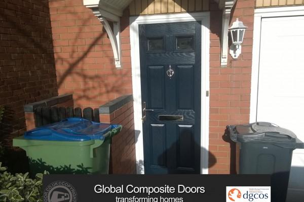 Blue-4-Panel-2-Square-Global-Composite-Door 2
