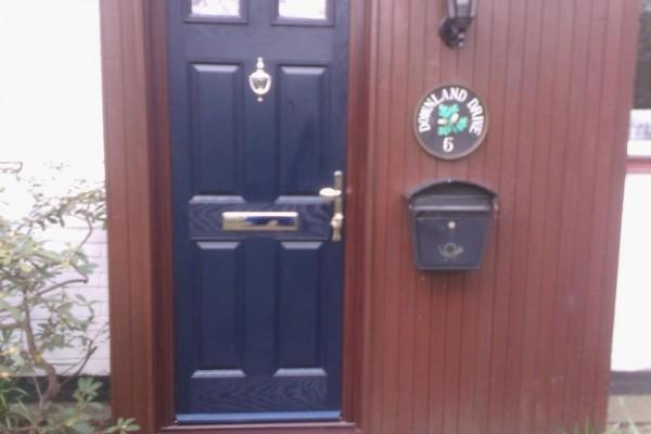 Blue-4-Panel-2-Square-Global-Composite-Door2 2