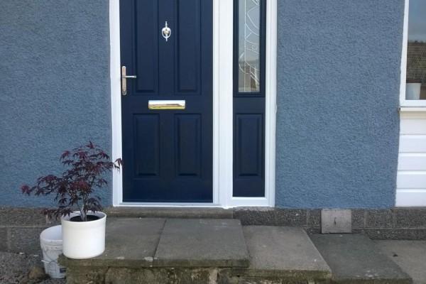 Blue-4-Panel-Global-Composite-Door