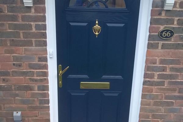 blue-4-panel-1-arch-Global-Composite-Door